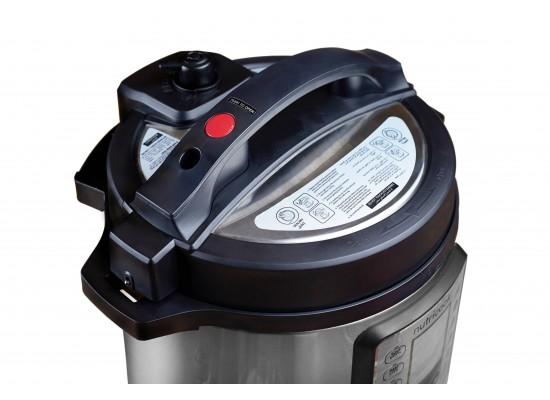 NutriCook Smart Pot Pressure Cooker Prime 8L 1200W - (NC-SPPR8)