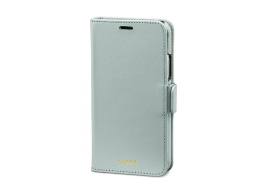 dbramante1928 New York Series iPhone X Leather Case (NYIXMIMI5122) - Mint