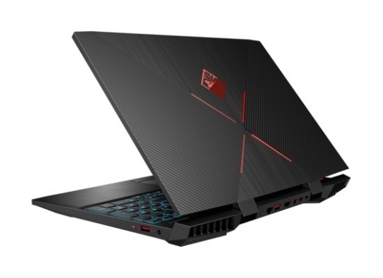 HP Omen Core i7 32GB RAM 1TB HDD + 256GB SSD 8GB GeForce RTX 2070 15.6 inch Gaming Laptop (15-DC1000NE) - Black