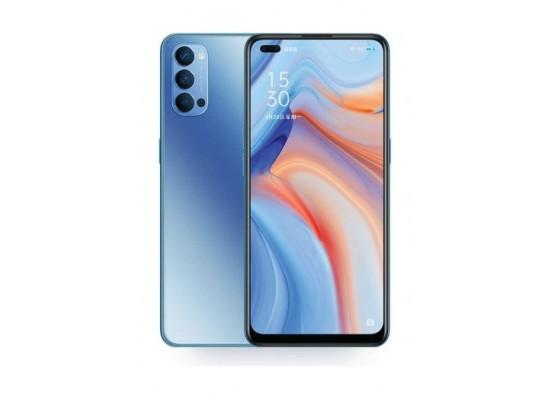Oppo Reno4 128GB Phone - Blue