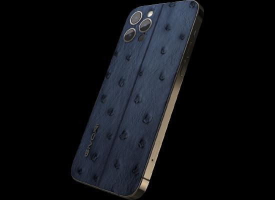 Givori iPhone 12 Pro 5G 256GB Ostrich Sapphire