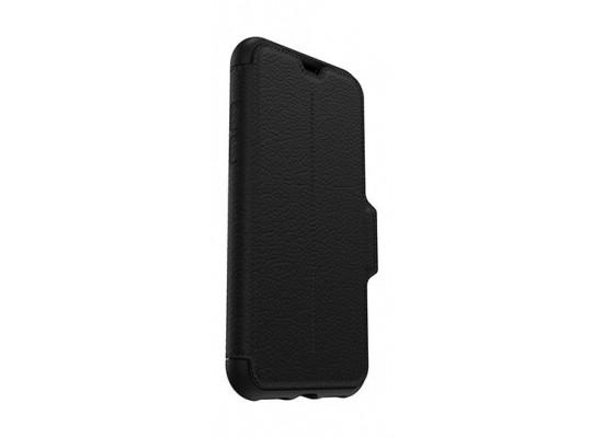 Otterbox Strada Folio Case for iPhone XS (77-59630) Shadow