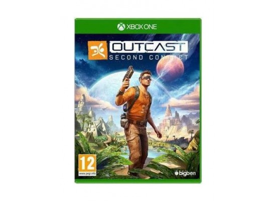 Outcast: Second Contact - Xbox One Game