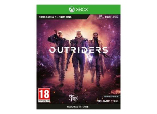 Outriders Xbox X Game in Kuwait | Buy Online – Xcite