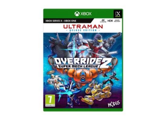 Buy Override 2: Super Mech League Ultraman Deluxe Xbox X in Kuwait   Buy Online – Xcite