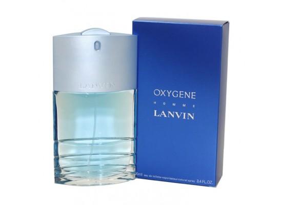 Oxygene Homme by Lanvin For Men 100 ML Eau de Toilette