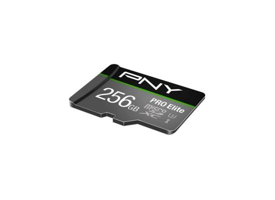 PNY PRO Elite MicroSD Card 256GB