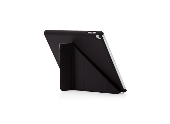 Pipetto Origami Folding Case and Stand for Apple iPad 10.2-inch 2017 - Black