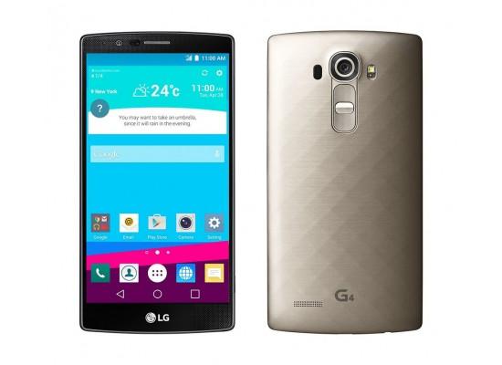 e75bf8d22 LG G4 32GB 4G LTE 16MP 5.5-inch Smartphone - Metal Gold