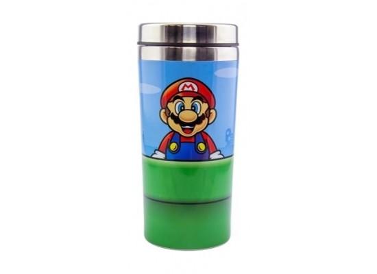 Paladone Warp Pipe Travel Mug