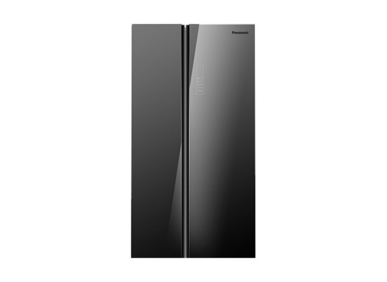 Panasonic 24.5CFT Side By Side Refrigerator in Kuwait | Buy Online – Xcite