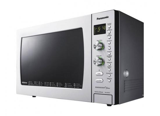 Panasonic Convection Microwave - 42 Litres (NN-CD997SKPQ) - Silver