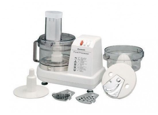 Panasonic Food Processor - 230W 0.8L (MK-5086M)
