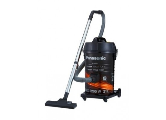 Panasonic 2200W 21 Liter Drum Vacuum Cleaner - (MC-YL679RQ47)