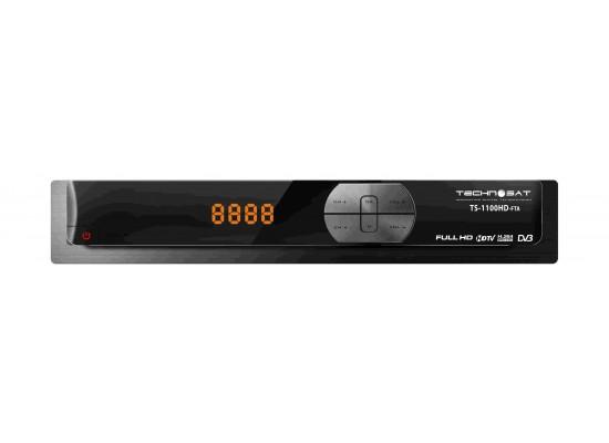 Technosat Full-HD Free To Air Set Up Box - Black (TS-1100)