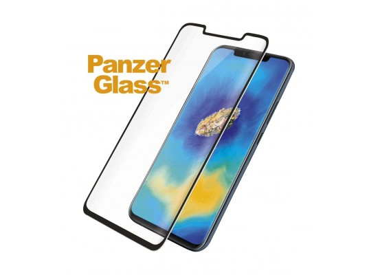 PanzerGlass Curved Edges Screen Guard For Huawei Mate 20 Pro (5324) - Black