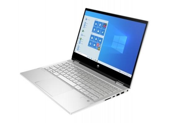 "HP Pavilion x360 Intel Core i5 11th Gen. 8GB RAM 512GB SSD 14"" Convertible Laptop - Natural Silver"