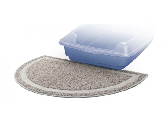 Pawise Litter Mat For Cats – Grey