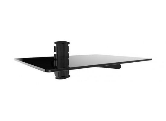 Loctek Single Shelf DVD Wall Mount (PDH111) – Black