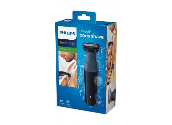 Philips Series 3000 Skin Comfort System Showerproof Body Groomer - BG3010/13
