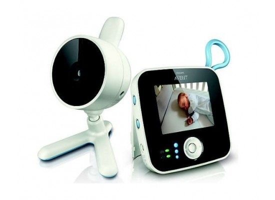 Philips Avent Digital Video Baby Monitor - SCD610/01 b