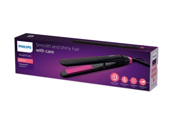 Philips ThermoProtect  Hair Straightener - (BHS375/03)