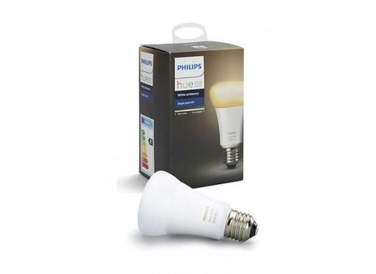 Philips Hue Ambiance 9.5 Watts LED Bulb - White