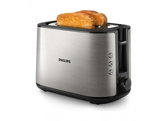 Philips Viva Collection Toaster Full Metal - HD2650/92