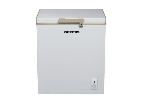 Geepas Chest Freezer 170 Litres (GCF1706WAH)