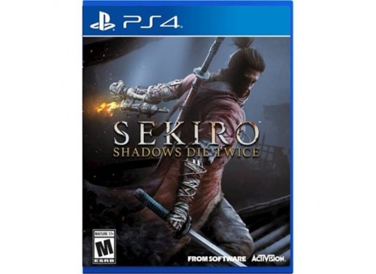 Sekiro: Shadows Die Twice - PlayStation 4 Game