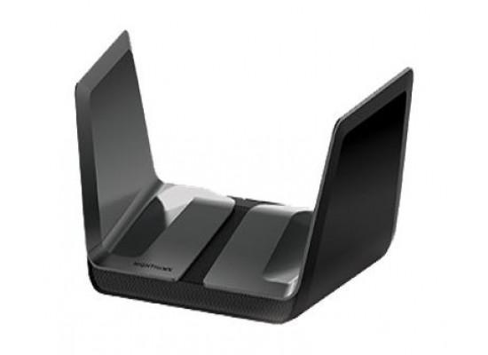 Nighthawk AX8 8-Stream Wi-Fi-6 Router (RAX80)