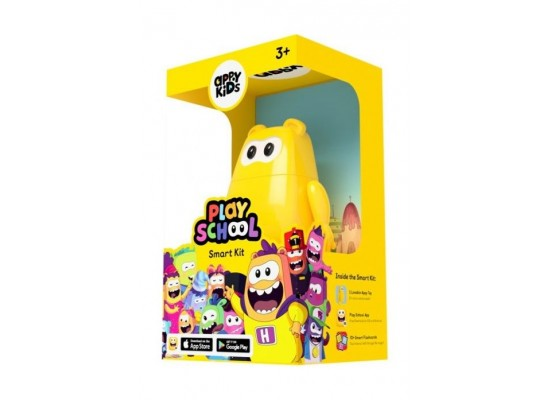 AppyKids Play School Smart Kit - Yellow