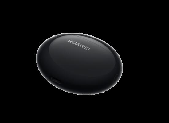 Huawei FreeBuds 4i Black in KSA | Buy Online – Xcite