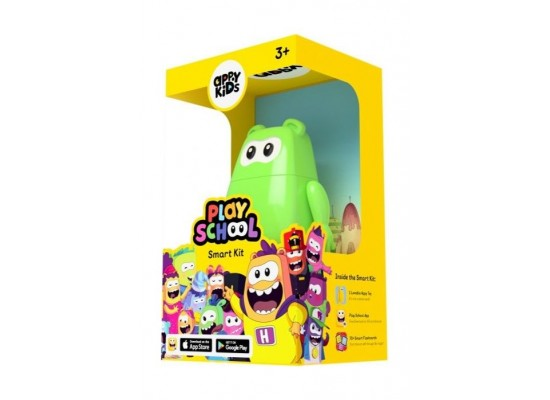 AppyKids Play School Smart Kit - Green