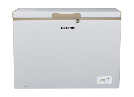 Geepas Chest Freezer 300 Litres (GCF3006WAH)