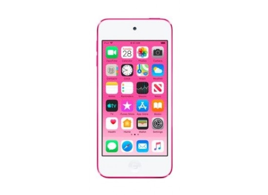 Apple 256GB iPod Touch 2019 (MVJ82BT/A) - Pink
