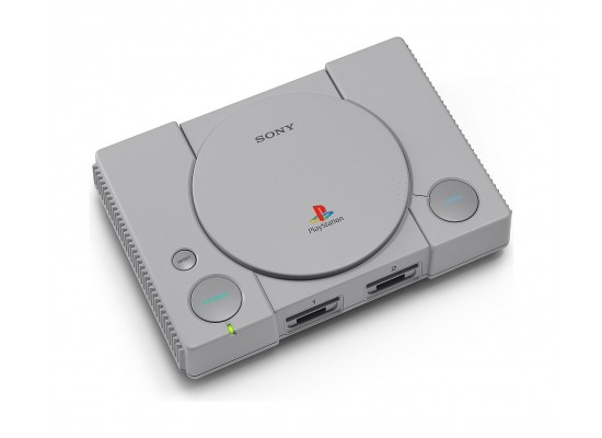 PlayStation Classic Console + 20 Pre Loaded Games