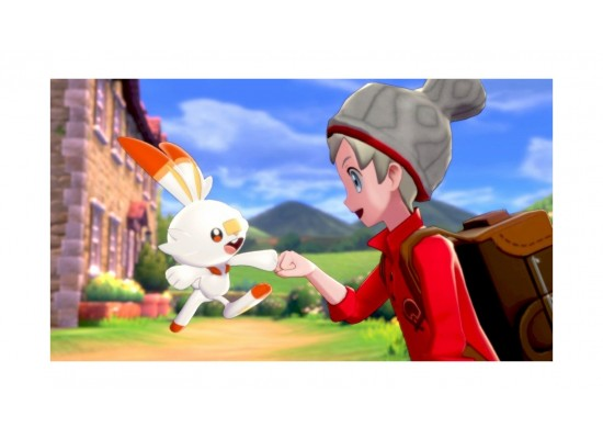 Pokemon Sword - Nintendo Switch Game