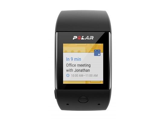 Polar M600 Sports Smart Watch - Black 2