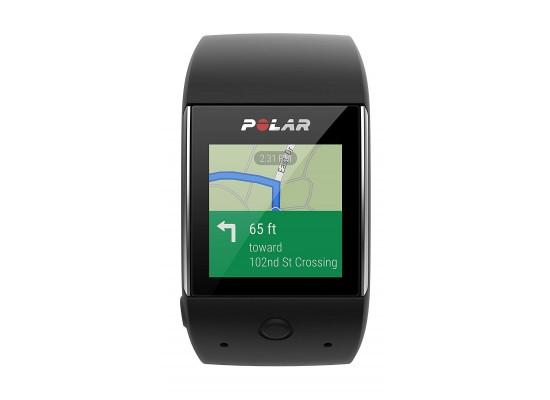 Polar M600 Sports Smart Watch - Black 3