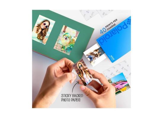 Polaroid Mint Instant Print Digital Camera (POLSP02) - Blue