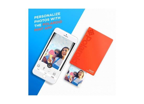 Polaroid Mint Pocket Printer (POLMP02) - Red