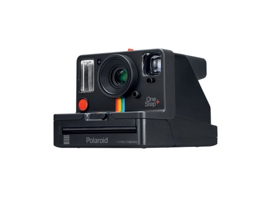 Polaroid Originals OneStep+ Instant Film Camera (009010) - Black