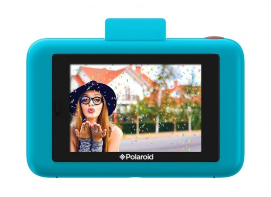 Polaroid Snap Touch Instant Print Digital Camera - Blue