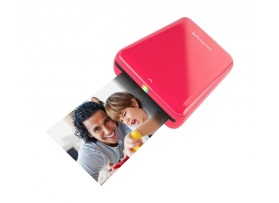 Polaroid Zip Mobile Printer - Red