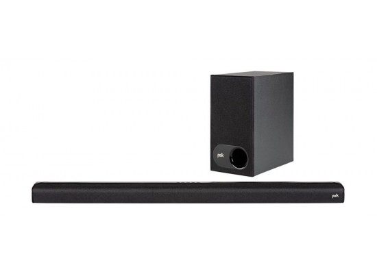 Polk Audio Signa 2 Wireless Soundbar - Black