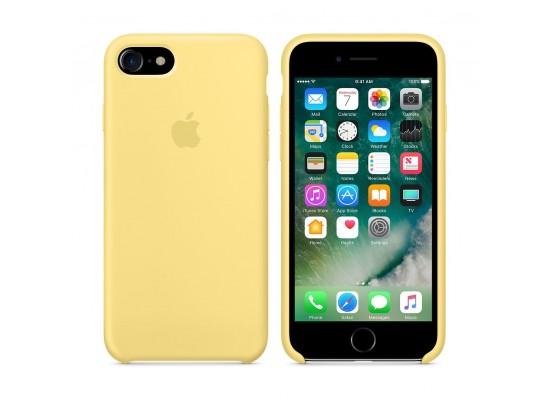 iphone 7 apple case yellow