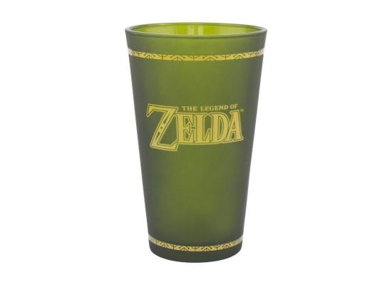 Paladone Hyrule Crest Glass