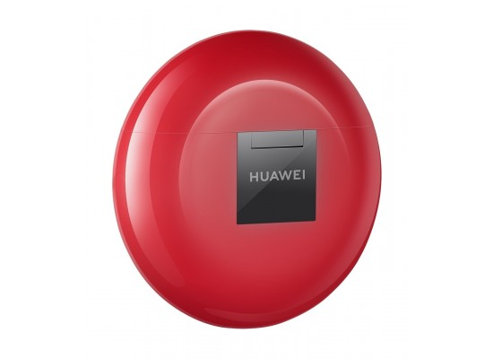 Huawei Free Buds 3 Red Price in  Kuwait | Buy Online – Xcite