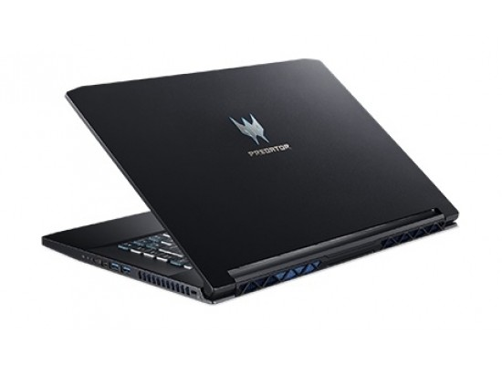 Acer Predator Triton 500 Core i7 32GB RAM 512HDD + 512SSD GeForce RTX 2080 8GB 15.6 Inch Gaming Laptop - Black